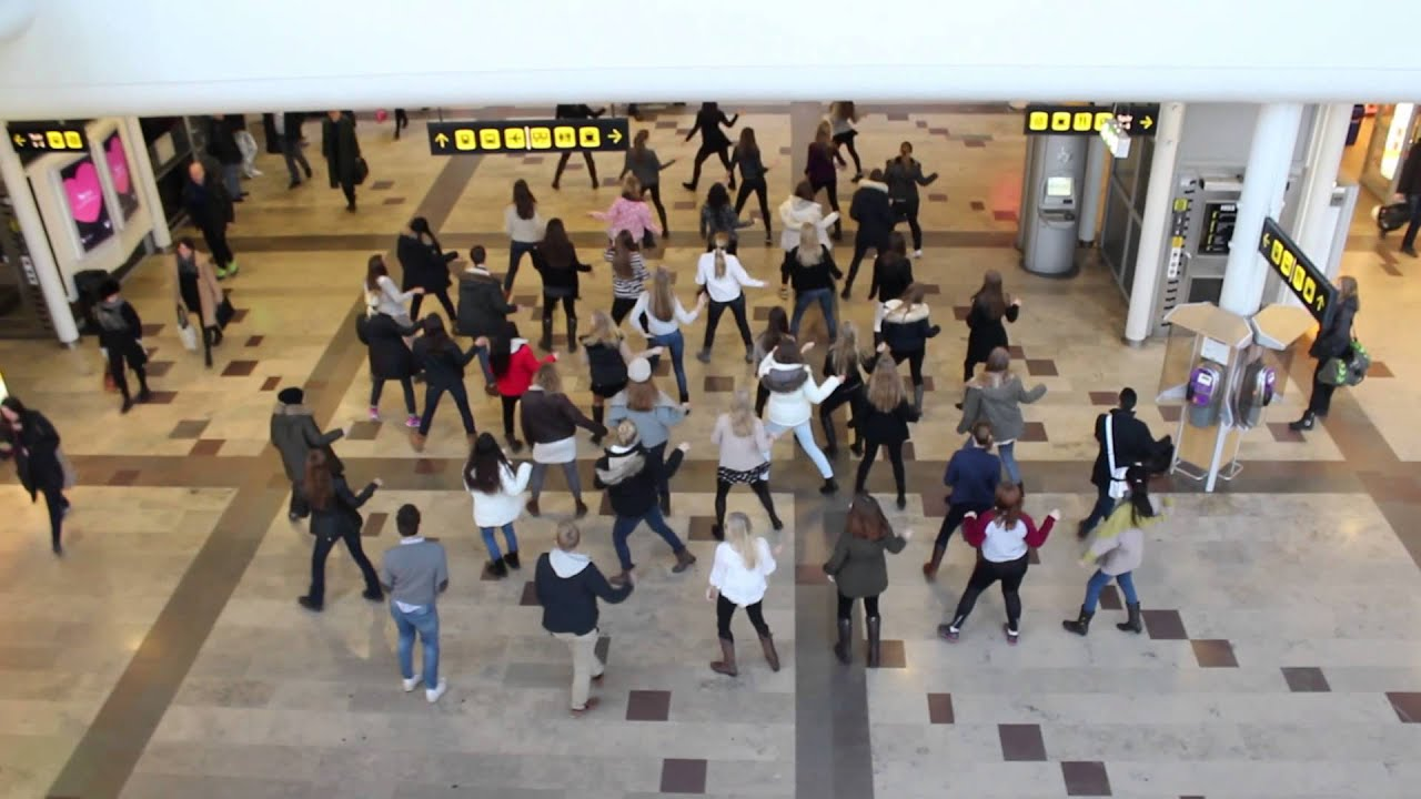 osu flash mob