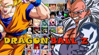 Dragon Ball Z Mugen MEIA HORA