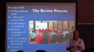 National Science Foundation Graduate Research Fellowship Program Workshop - October 15, 2010
