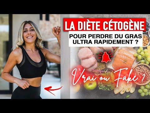 LA DIÈTE CÉTOGÈNE POUR PERDRE DU GRAS RAPIDEMENT ?-  Justine GALLICE