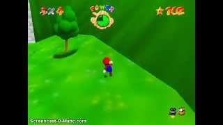 Como Subir Al Castillo De Super Mario 64 Sin El Cañon