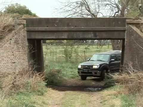 Routiere Test Ford Ranger  (parte1) Limited Motor 3.0 Power Stroke Turbo Diesel 4x4 .avi