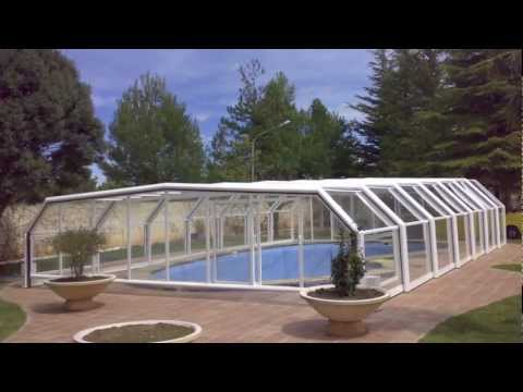 Cubiertas para piscinas modelo FiVE