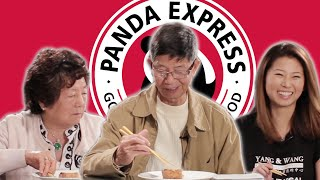 Chinese People Try Panda Express For The First Time