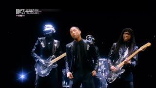Daft Punk Ft. Pharrell Williams Get Lucky (Official MTV