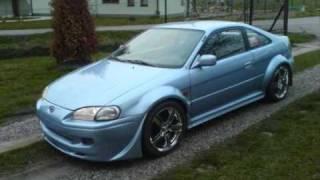 Toyota Paseo/Cynos (1991 1999)