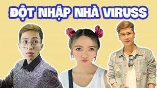 Bữa Cơm Thân Mật Nhà Viruss..Bắt Gặp Vanh Leg - Sau Ánh Hào Quang    ĐỘT NHẬP CĂN CỨ YOUTUBER #2