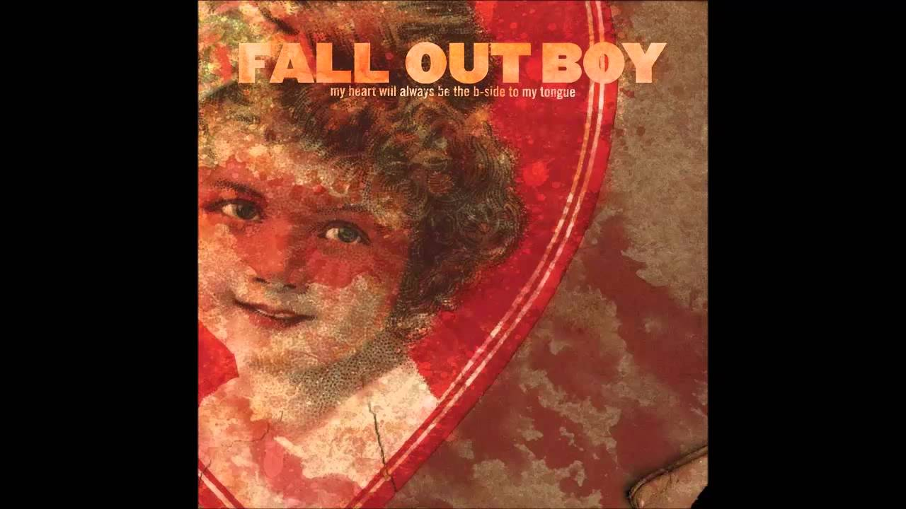 fall out boy my heart will: