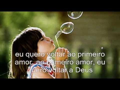PRIMEIRO AMOR - ALINE BARROS - TELES MELLO