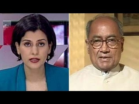 Rahul Gandhi doesn't hanker for power, he could have been PM - Digvijaya Singh to NDTV