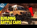 Free Game BUILDING BATTLE BUGGIES CRAZY CANNONS DEATH MACHINES Crossout Mutliplayer Gameplay