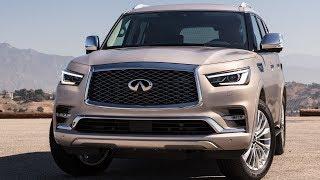 2018 Infiniti QX80 – Ready to Fight Range Rover?. YouCar Car Reviews.