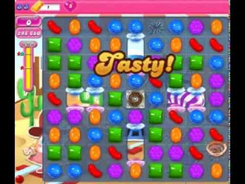 How to beat Candy Crush Saga Level 450 - 2 Stars - No Boosters - 298