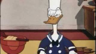 Kačer Donald - Šéfkuchár
