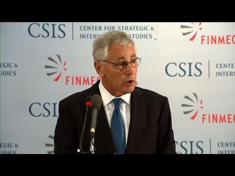 US military must adapt to smaller budgets: Hagel