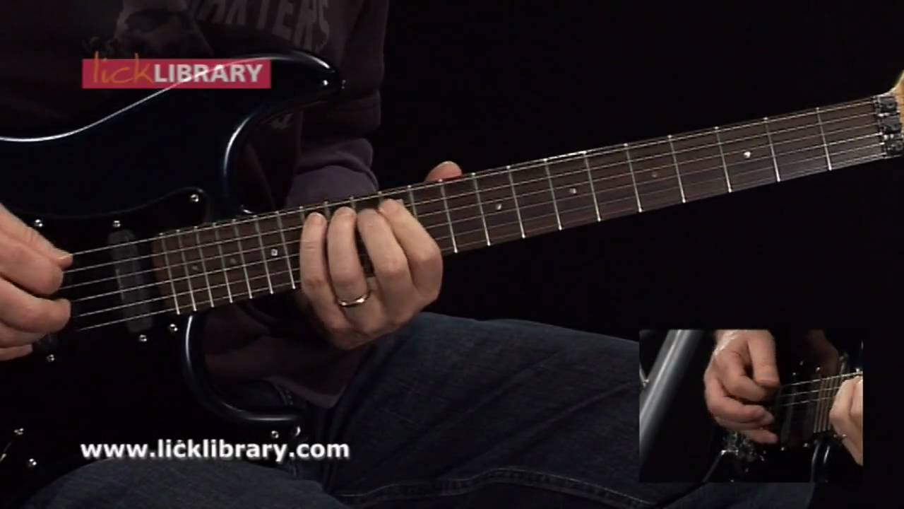 Learn To Play Scorpions - Guitar Lessons With Danny Gill ...