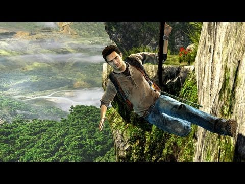 GameSpot Reviews - Uncharted: Golden Abyss (VITA)