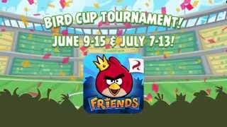 NEW! Angry Birds Friends Bird Cup Tournament