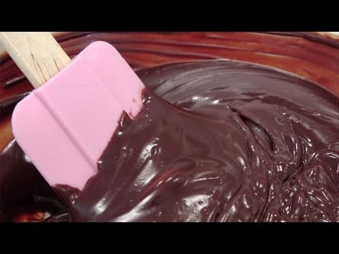 Homemade Chocolate Frosting - Recipe by Laura Vitale - Laura in the Kitchen Episode 145, To get my iTunes App on your iPhone, iPod Touch or iPad, search for 'Laura Vitale' or 'Laura in the Kitchen' in your app store. To get this complete recipe w...