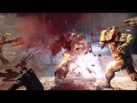 Warhammer 40,000 Space Marine Only War Power Axe Trailer