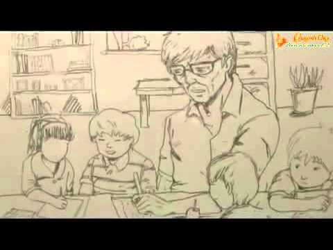 Clip xúc động về người thầy nhân ngày nhà giáo Việt Nam 20/11