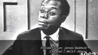 James Baldwin Interview: Florida Forum, Miami 1963