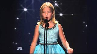 Jackie Evancho America's Got Talent 8/31/10 HDTV