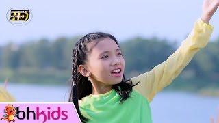 Hồ Trên Núi - Bé Phương Anh [MV 2017]