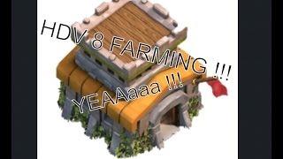 Tuto#10 Village Farming Hdv Lvl 8