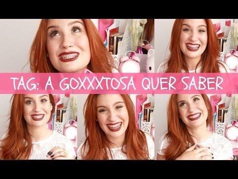 Tag: A GOXTOSA QUER SABER rs - Por Bianca Andrade