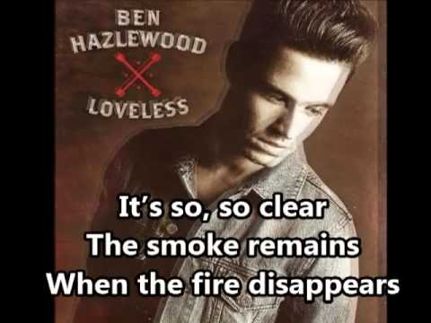 Ben Hazlewood - Loveless (Lyrics on Screen)