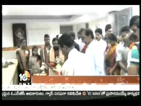 10TV - Cygnus Gastroenterology Hospital Inaugurated By Honourable CM of TS Mr. K.Chandrasekhar Rao