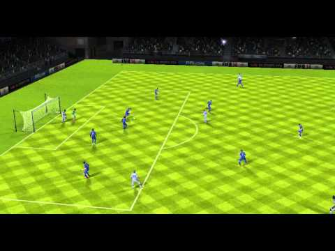 FIFA 14 Android - Dinamo Moskva VS CSKA Moskva