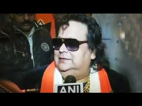 'Modi ji karenge chamaatkaar,' Bappi Lahiri's tribute as he joins BJP