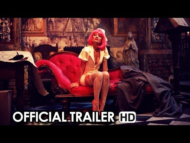 Zero Theorem Official Trailer (2014) HD