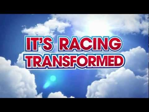 Sonic & All-Stars Racing Transformed - Gamescom Trailer