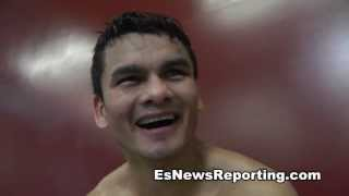 Marcos Maidana vs Floyd Mayweather What Would He Do -- EsNews Boxing