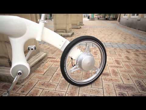 Mando Footloose - Xe đạp điện đầu tiên trên thế giới không dùng xích