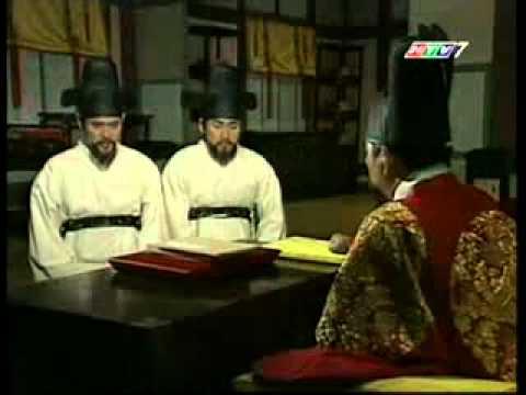 Phim truyen Han Quoc   Nang Jang Hee Bin   Tap 134 p4