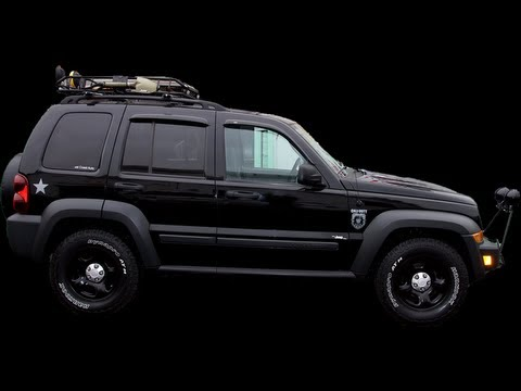 2006 jeep liberty 3 7 4x4 call of duty black ops edition. Black Bedroom Furniture Sets. Home Design Ideas