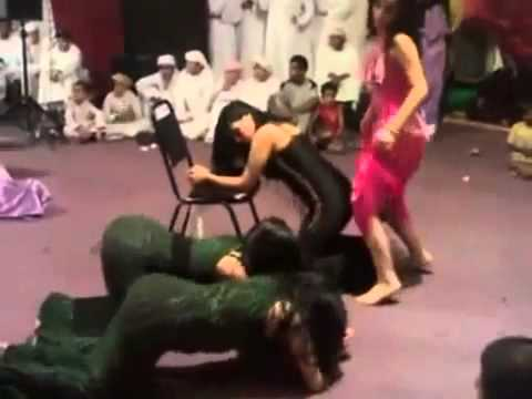 lascivious DANCE at ARAB WEDDING belly dance