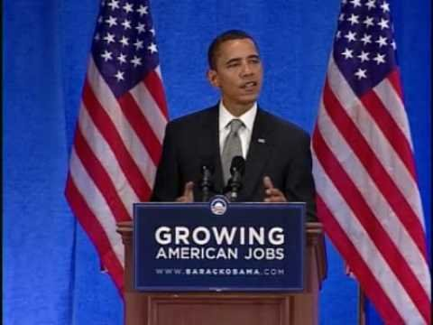 Obama in Florida on Economy