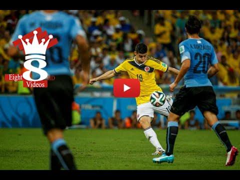 TOP 10 De Los Mejores Goles Del Mundial Brasil 2014