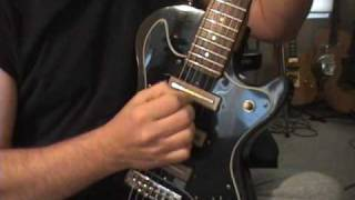 1976 Gibson S-1 S1 Guitar Review Overview Scott Grove