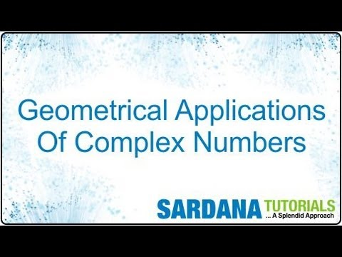 Geometrical Applications Of Complex Numbers