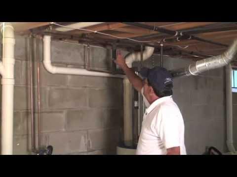 Izolacja instalacji ciepłej wody