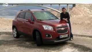 De Prueba: Chevrolet Trax Al Volante