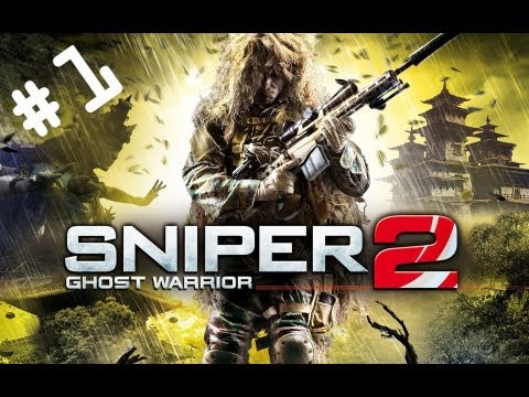 Let's Play FR - Sniper Ghost Warrior 2 - #1