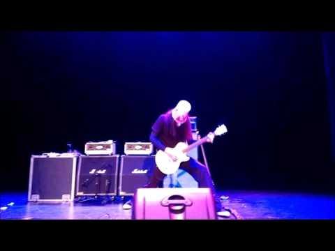 Buckethead Jordan Live Boston 2016