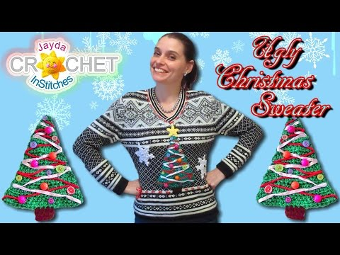 Ugly Christmas Sweater - DIY